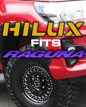 HILUX fits RAGUNA